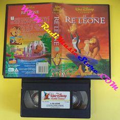 film VHS  IL RE LEONE I classici WALT DISNEY 4536 85 minuti (F3) (25*) no dvd