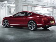 BENTLY GT cars