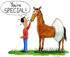 You're so special... cerebral palsy special education special needs humor sarcasm funny dialog CP hemiplegia