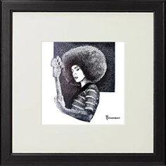 Esperanza Spalding Canvas Print, Bassist, Jazz, Artist, double bass, musician, singer. Esperanza Spalding, Double Bass, Singer, Canvas Prints, Artist, Photo Canvas Prints, Singers, Artists, Bass