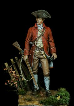American Revolution | planetFigure | Miniatures