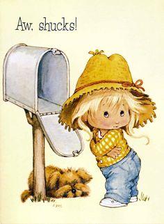 Ruth Morehead Taffy Collection Ilustraciones Tarjetas Cards   Illustration Imágenes   Art Illustration