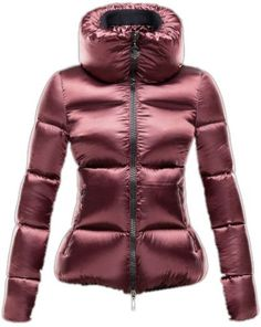Moncler New Arrivals Factory Sale Store. Puffy Jacket, Sweater Jacket, Goose Down Coats, Chica Punk, Red Bomber Jacket, Moda Outfits, Equestrian Outfits, Winter Jackets Women, Rain Wear