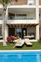 Excellence Playa Mujeres #allinclusive resort in Cancun, Mexico. Adults-Only!