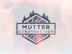 Mutter Construction #Logo Design
