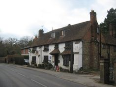 Pitt's Cottage, Westerham, Kent. He apparently stayed here while his nearby house at Holwood was having work done. It's now an Indian restaurant! Photo © Copyright David Anstiss and licensed for reuse under this Creative Commons Licence: http://creativecommons.org/licenses/by-sa/2.0/