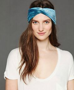 how to rock the fashionable hair turban!