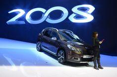 Primeurs autosalon Geneve 2013  ( Peugeot 2008 )
