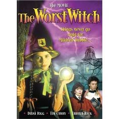The Worst Witch - My favourite film as a kid for Halloween