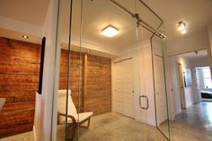 Murs de verre pour le bureau Oversized Mirror, Condo, Divider, Room, Design, Furniture, Home Decor, Bedroom, Decoration Home