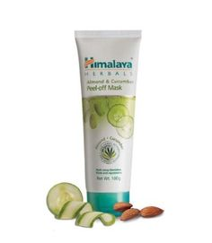 Himalaya Herbals Himlaya Almond  Cucumber PeelOff Mask 100g *** You can find out more details at the link of the image. (Note:Amazon affiliate link)