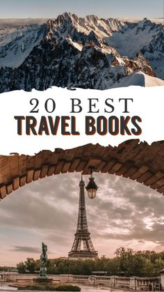 The best travel books transport you, their words lilting over a place, making you feel like you're smelling the salty sea breeze, hearing the bustle of a crowded cobblestone street, or feeling the pinch of Best Travel Books, Travel Movies, Us Travel, Travel Tips, Beach Reading, Balearic Islands, Central Europe, Great Photos, Traveling By Yourself