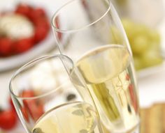 Joyful Pairing: Champagne with Soft #Cheeses