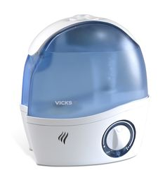 Vicks Cool Mist Mini Ultrasonic #Humidifier available online at http://www.babycity.co.uk/