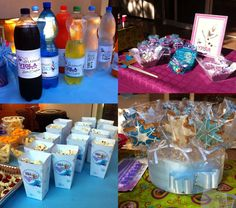 tante cose per la tua festa!! party kit FROZEN