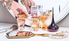 Oriflame scents