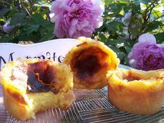 Pasteï de nata (Portugal) : Recette de Pasteï de nata (Portugal) - Marmiton