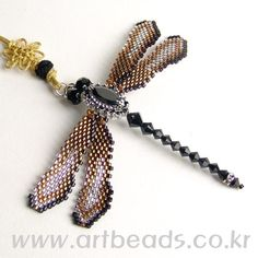 * scheme beaded dragonfly. Comments: LiveInternet - Russian Service Online Diaries