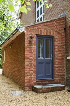 How to design the perfect boot room - Westbury Windows and Joinery Porch With Toilet, Porch Extension With Toilet, Garage Extension, Side Extension, Extension Ideas, Porch Uk, Porch Doors, Home Porch, Entrance Doors