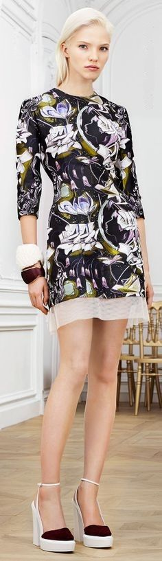 Pre-Fall 2014 - Christian Dior