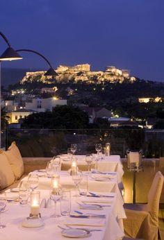 Eridanus Art Luxury Hotel, Athens.