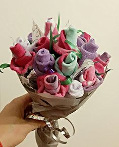 Swanky mom baby sock bouquet babies and gift baby sock bouquet negle Gallery