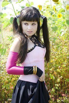 cosplay Rubi Tojo, Rosario Vampire