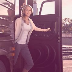 Calia by Carrie Underwood- her new line of fitness clothing at Dick's looks super comfy for workout clothes