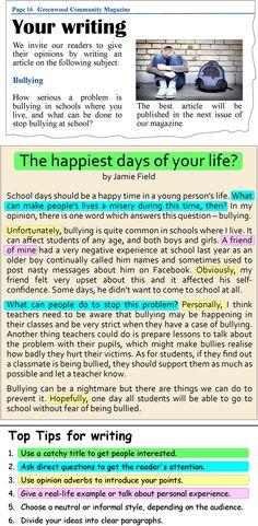 Exams | My English Blog