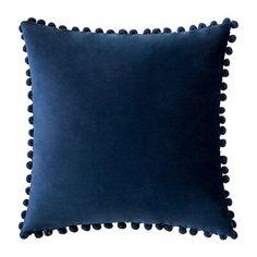 Dakota Fields Velvet Cushion Polyester/Polyfill/Velvet in Pink, Size 5.0 D in | Wayfair