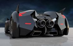 Telltale Batmobile - Rear View by Ravendeviant on DeviantArt - Telltale Batmobile – Rear View by Ravendeviant on DeviantArt - Batman Car, Batman Suit, Batman Batmobile, Batman Artwork, Batman Wallpaper, Batman Redesign, Muscle Cars, Hq Dc, Futuristic Cars