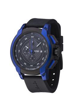 Quantum I Blue 50mm Sport Swiss Chronograph