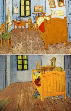 I dipinti riordinati di #UrsusWehrli #arte #art