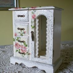 shabby chic decoupage ideas - Google Search