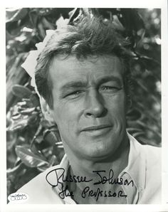 Russell Johnson The Professor from Guilligans Island Born: Russell David Johnson November 1924 in Ashley, Pennsylvania, USA Died: January 2014 (age in Bainbridge Island, Washington, USA Famous Men, Famous Faces, Famous People, Russell Johnson, Celebrity Deaths, Thanks For The Memories, Old Tv Shows, Arte Pop, Before Us