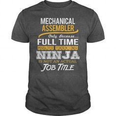 Awesome Tee For Mechanical Assembler T Shirts, Hoodie