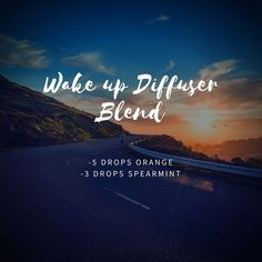 Wake Up Diffuser Blend – Traveling Hippies
