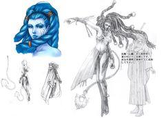 Final Fantasy's Shiva