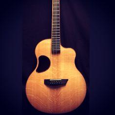 McPherson guitars are so beautiful!!