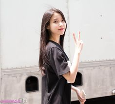 Uploaded by princess. Find images and videos about kpop, iu and lee ji eun on We Heart It - the app to get lost in what you love. Kpop Girl Groups, Kpop Girls, Korean Beauty, Asian Beauty, Korean Celebrities, Celebs, Korean Girl, Asian Girl, Iu Twitter