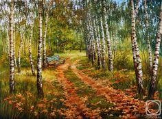 Bylich Alexander.  319 Percorsi Birch Forest