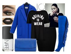 Blue Fringe Chick by virtuousvessel on Polyvore featuring polyvore, fashion, style, WearAll, Privileged, Lauren Merkin, John Hardy, NARS Cosmetics, women's clothing, women's fashion, women, female, woman, misses and juniors
