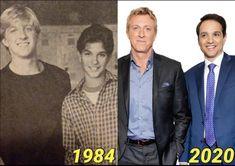 The Karate Kid 1984, Karate Kid Cobra Kai, Kids Cast, William Zabka, Jacob Bertrand, Cobra Kai Dojo, Miguel Diaz, Ralph Macchio, Tv On The Radio