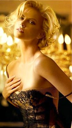 My Queen and President elected Charlize Theron of KR - but of course TKS of any angle
