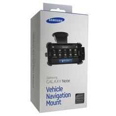 Samsung ECS-K1E1BEGSTA Black Vehicle Navigation Car Mount for the Samsung Galaxy Note