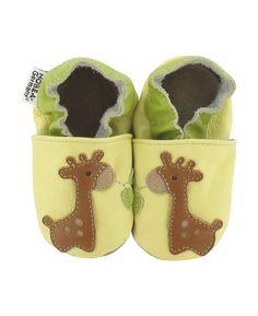 19 18 Baby Stoff Hausschuhe 6-12 Monate Krabbelschuhe NEU Kuh Gr