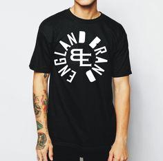 Camiseta exclusiva e estilosa England Brand.