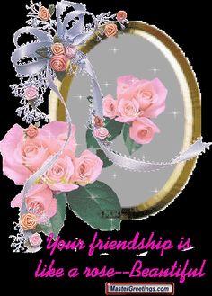 Friendship is like a இڿڰۣ-ڰۣ— --Beautiful ❤️ ...:)