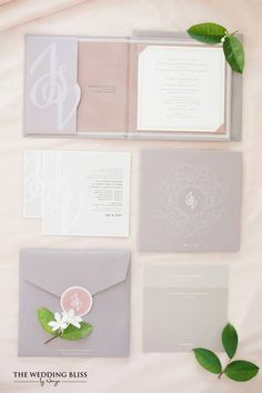 A very sweet wedding invitation card
