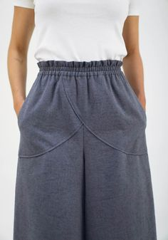Joanne Culottes - The Fold Line